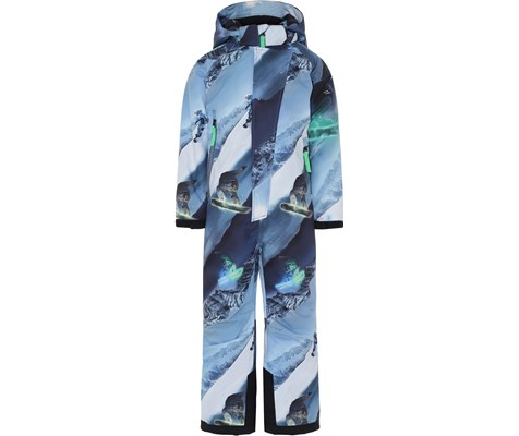 Wonderlijk Pyxis - Rainbow - Rainbow coloured snowsuit. - Molo YA-73