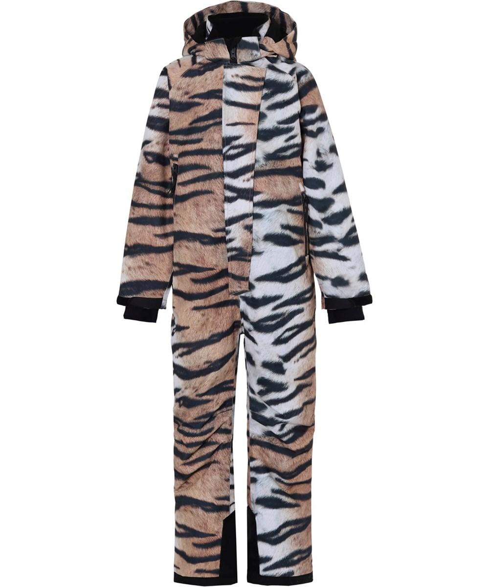 Hux - Wild Tiger - Ski snowsuit tiger print