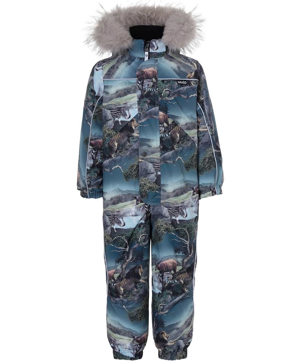 Polaris Fur - Creation - Snowsuit best-in-test animals