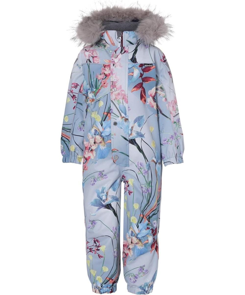 Polaris Fur - Ikebana - Snowsuit best-in-test floral