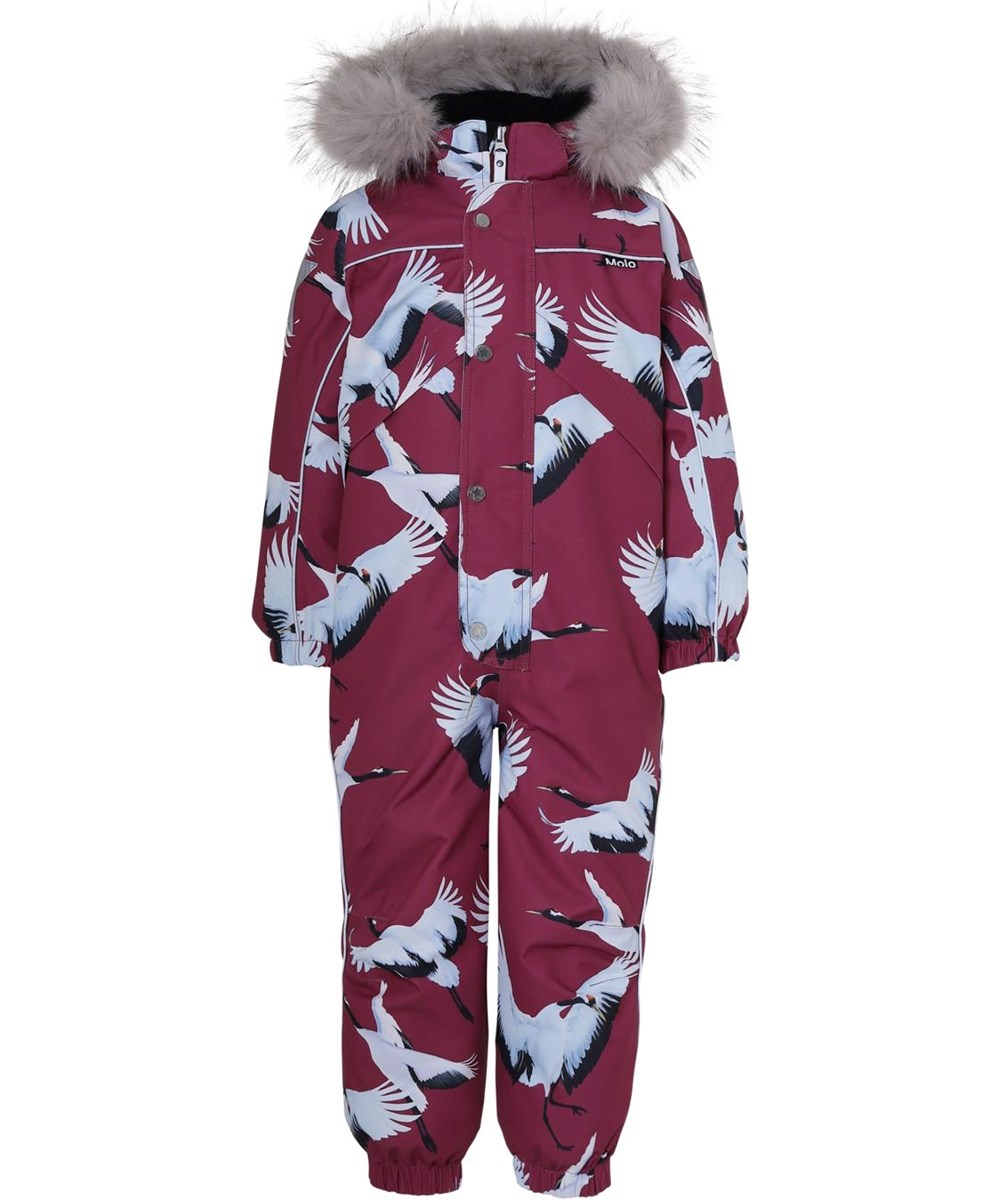 Polaris Fur - The Dance Of Life - Snowsuit best-in-test bird