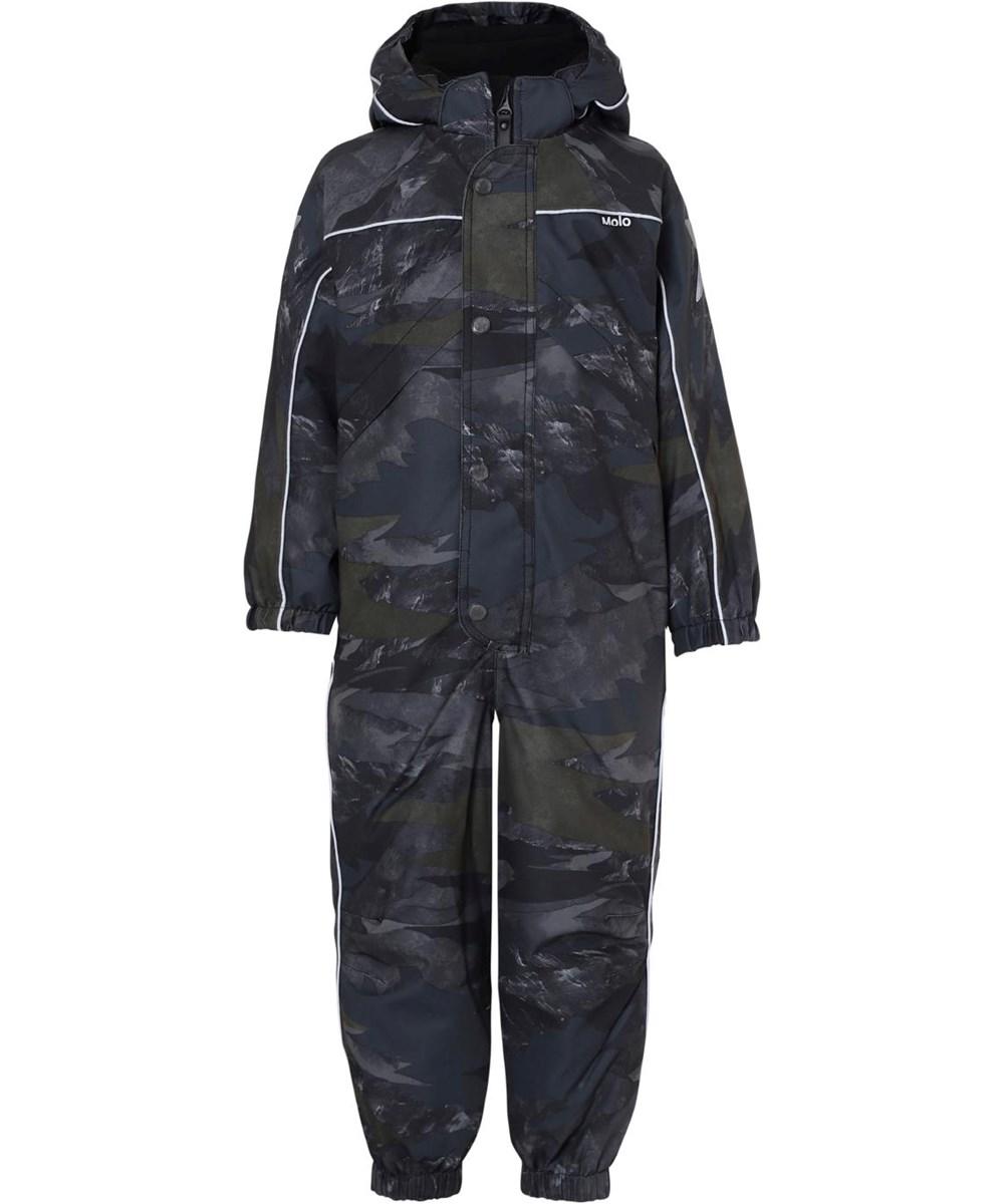 Polaris - Mountain Camo - Snowsuit best-in-test camouflage