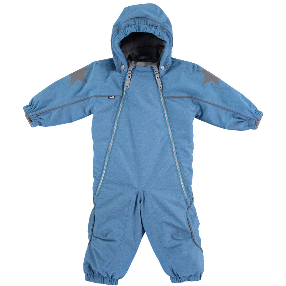 Pyxis - Blue Mountain - Blue snowsuit