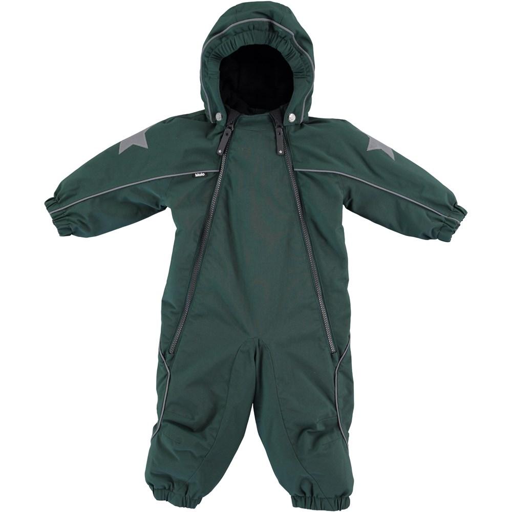 Pyxis - Pine Grove - Green snowsuit