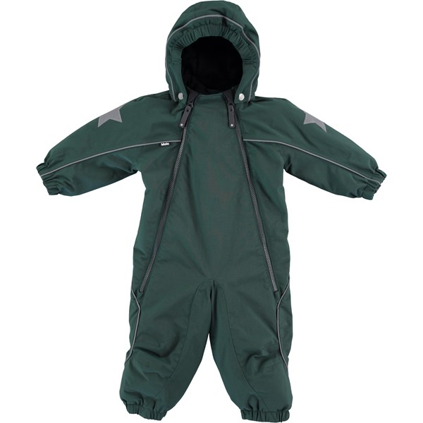 f0535ceb05aa Pyxis - Mountain Range - Snowsuit with mountain print - Molo