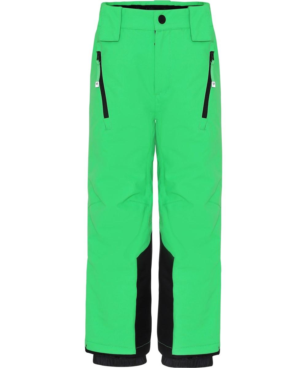 Jump Pro - Led Green - LED grønne skibukser.