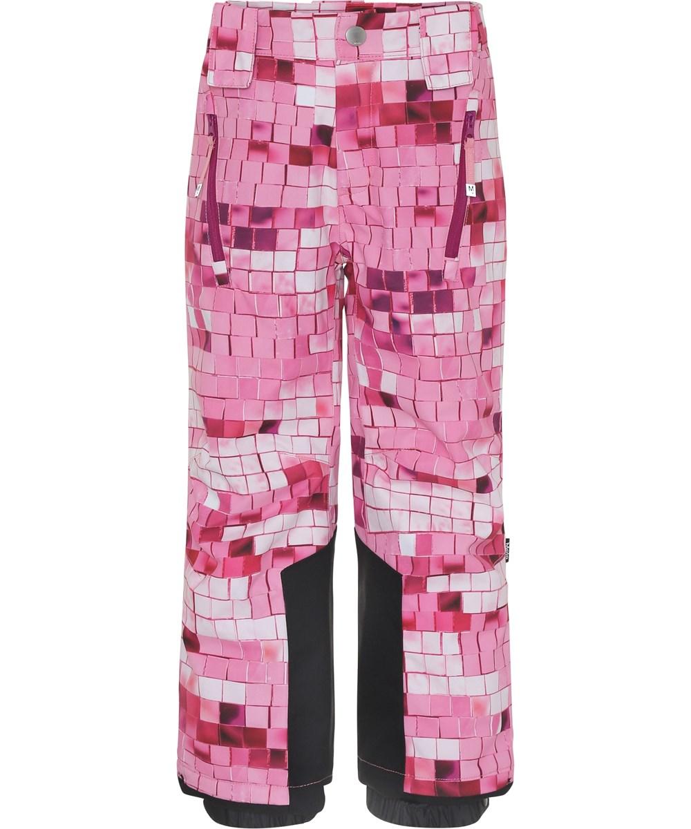Jump Pro - Pink Disco - Skibukser med pink print.