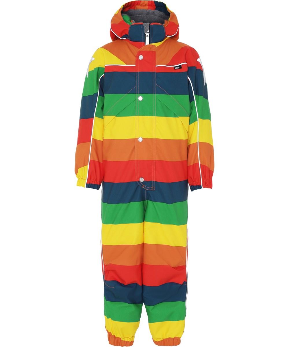 Polaris - Rainbow - Flyverdragt i regnbue farver.