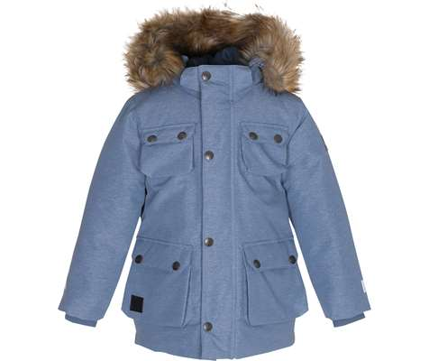 6aa4496e Jackets & Coats. Udsolgt. Horizon Bluestone
