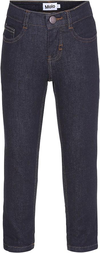 Anastasia - Raw Indigo - Mørkeblå denim jeans