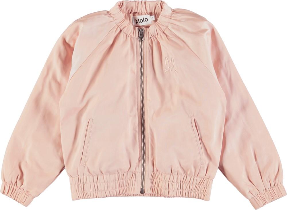 Helaine - Dawn - Rosa bomber jakke