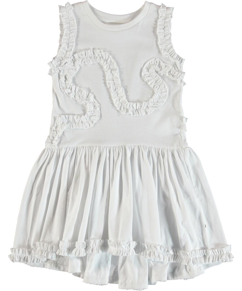 Camitty - White - Kjole