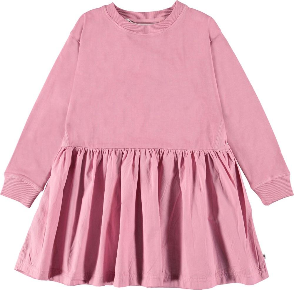 Cirissa - Purple Haze - Lyserød kjole.