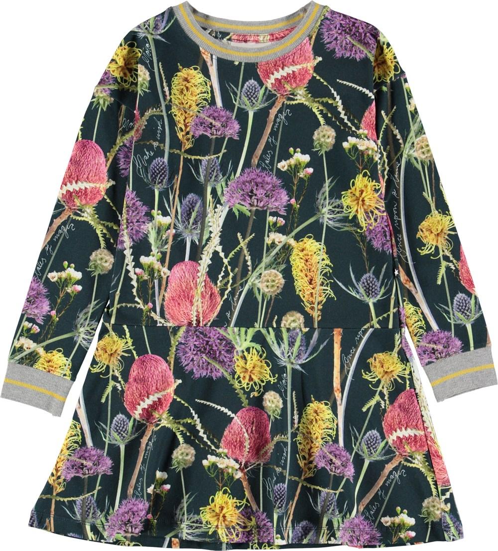 Conny - Sleeping Beauty - Kjole med blomster.