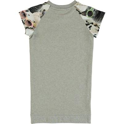4e9de345 Cyrilli. Klik for zoom. Cyrilli - Sunny Funny - T-shirt kjole med print.