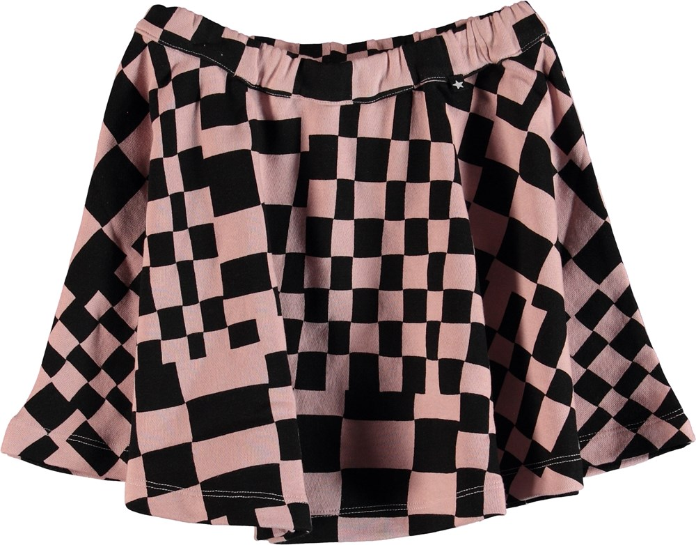 Bibi - Grid Check - Nederdel - Grid Check