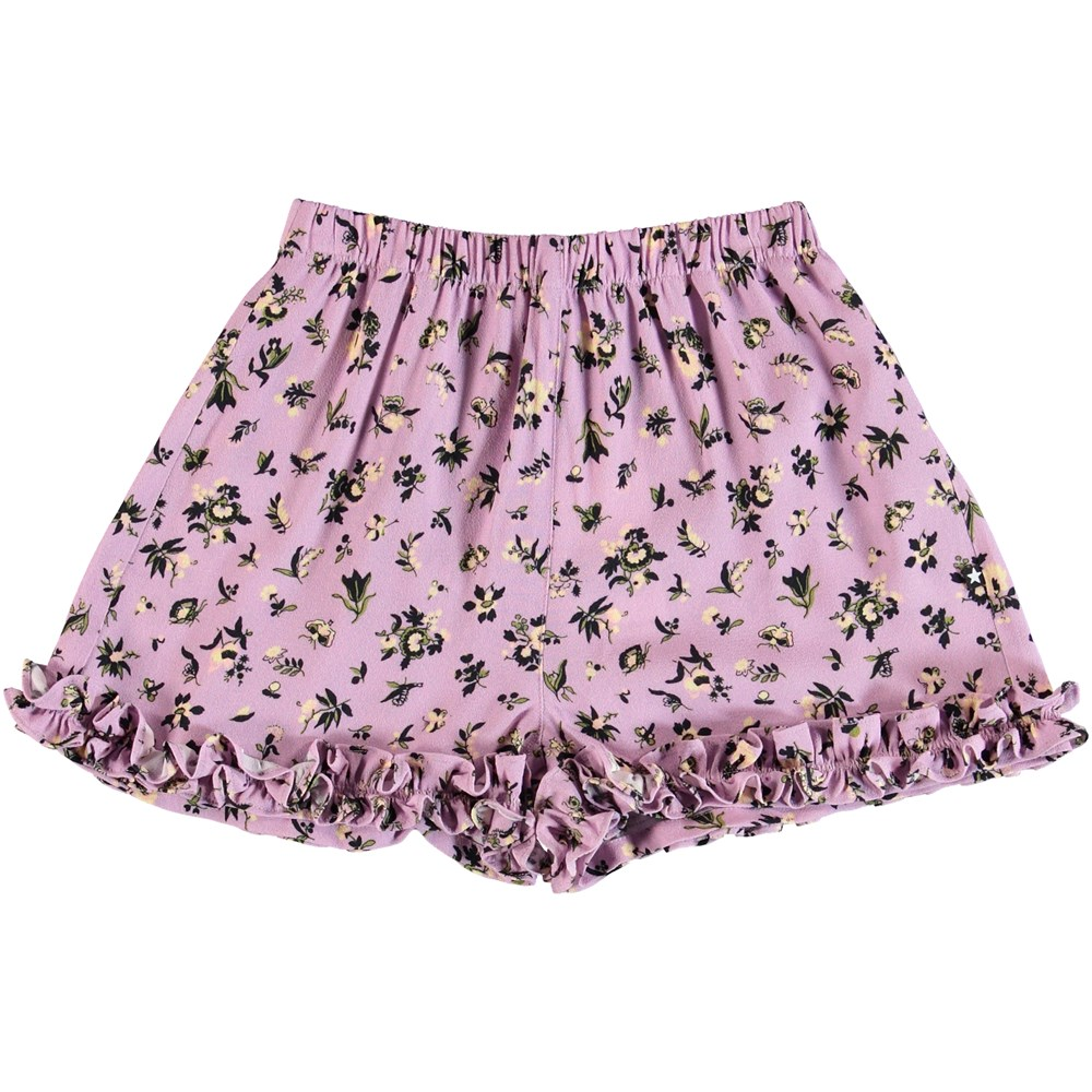 Abagail - Flower Bouquet - Shorts - Flower Bouguet