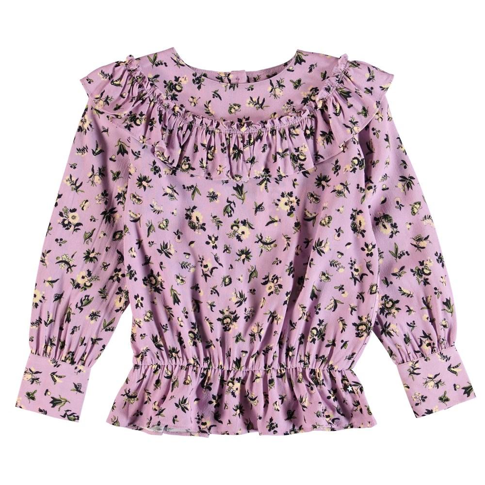 Raina - Flower Bouquet - Bluse