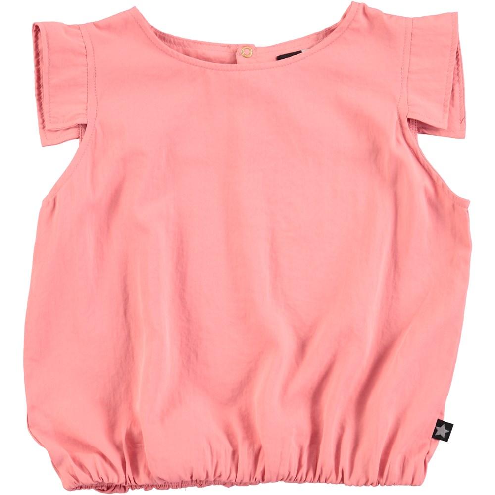 Raquel - Spicy Pink - lyserød oversize top