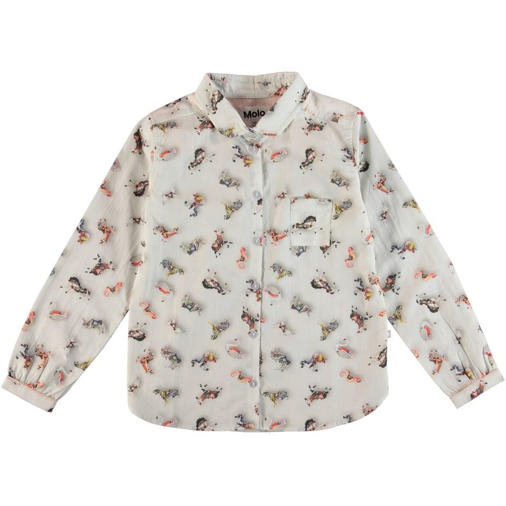 Reca - Mini Carousel - Skjorte