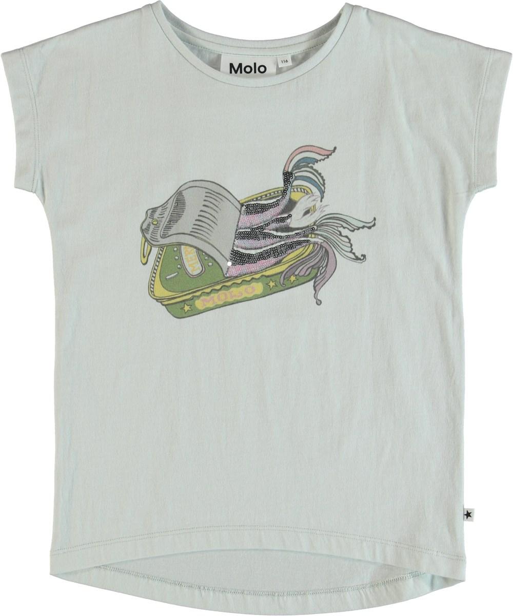 Ragnhilde - Chalk - T-Shirt