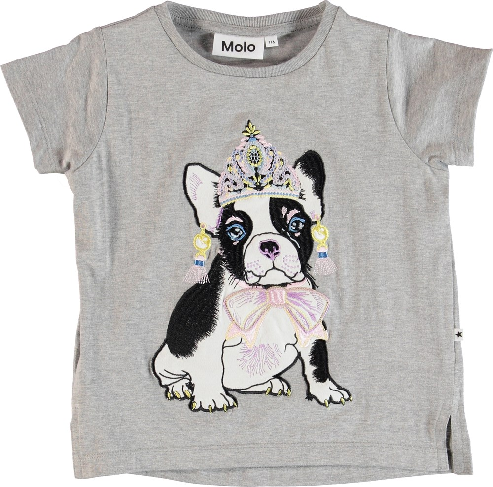 Reenasa - Dressy Bulldog - T-Shirt
