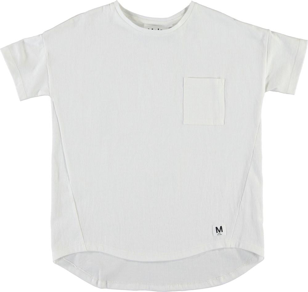 Renessa - White Star - Hvis t-shirt