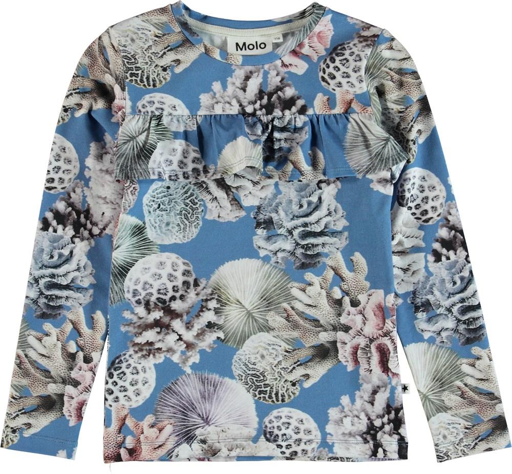 Rosita - Coral Reef - Bluse