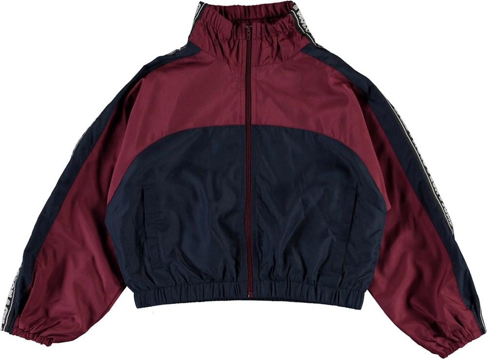 Onika - Colour Block - Sport track jakke i color block