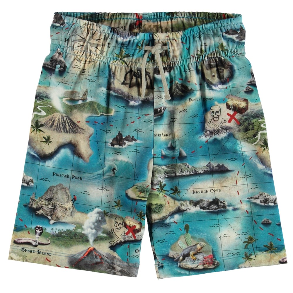 Alim - Treasure Map - Shorts