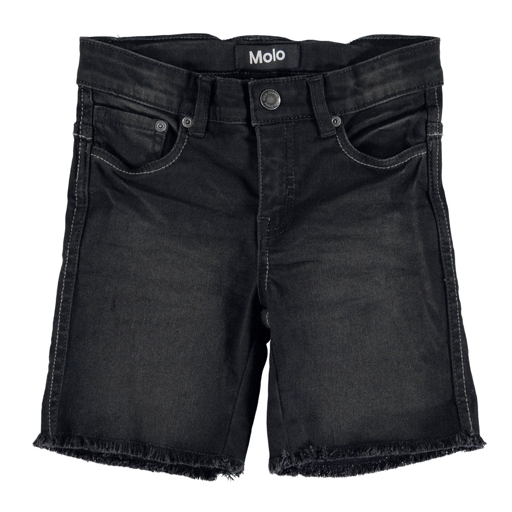 Avian - Washed Black - Shorts