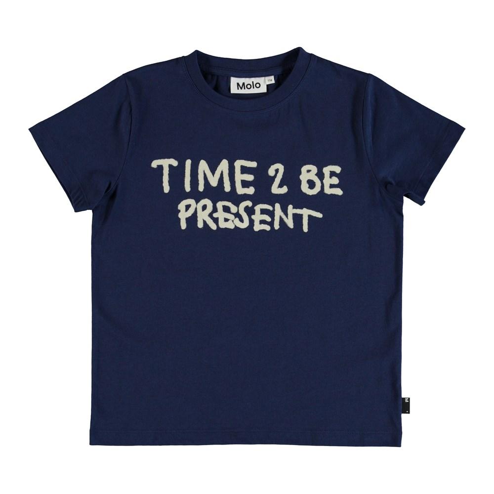 Raddix - Sailor - T-Shirt - Blå