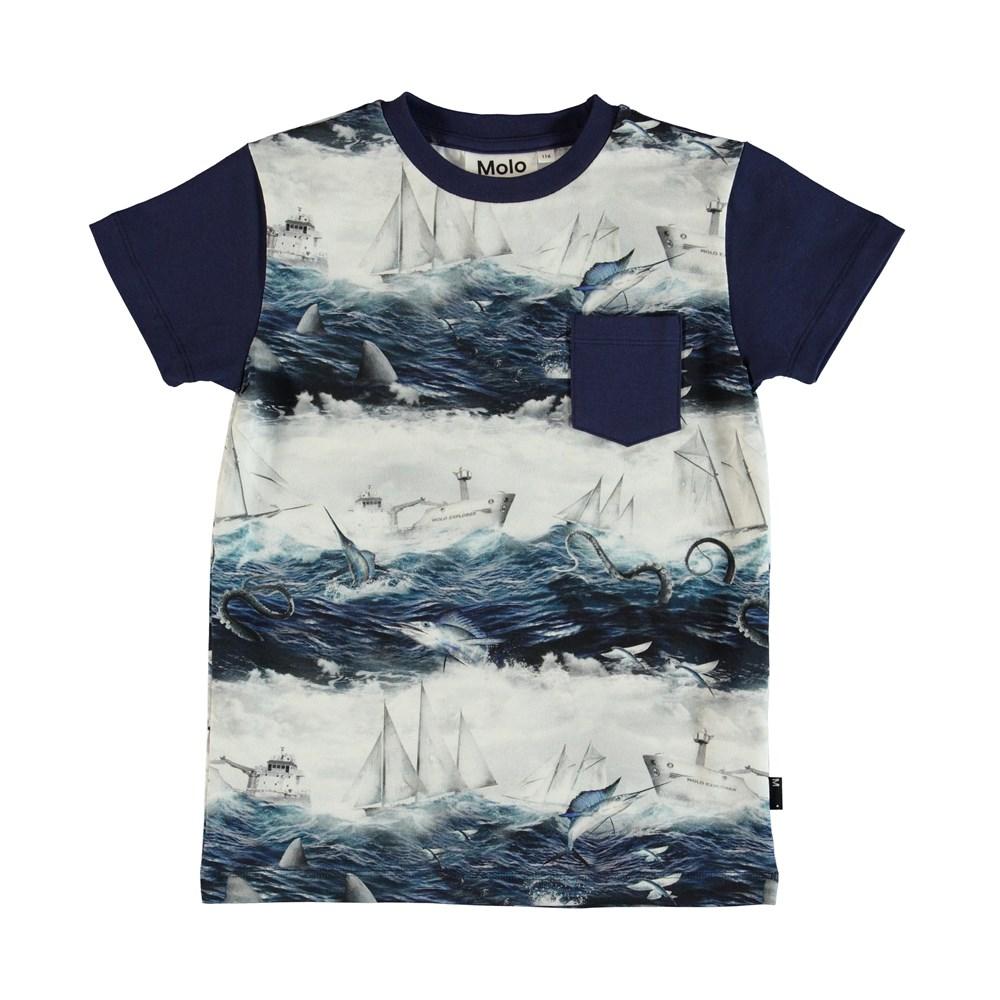 Roman - Sailor Stripe - T-Shirt