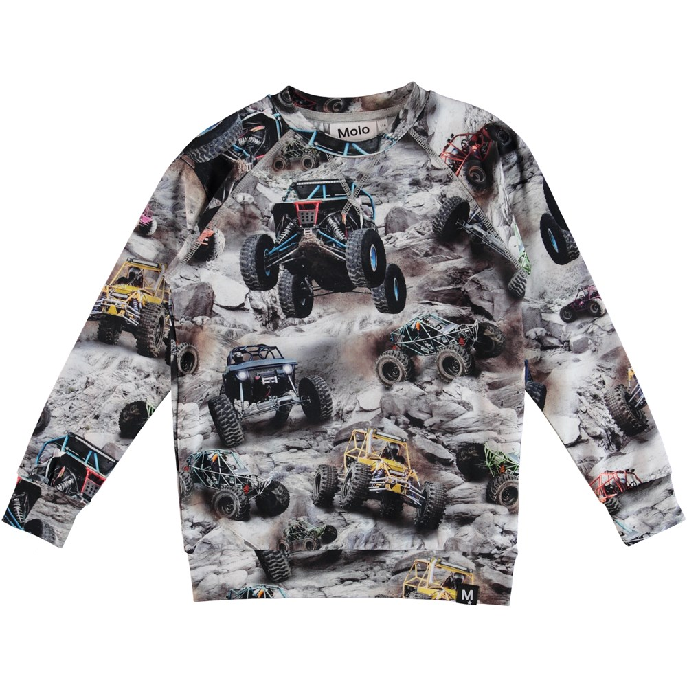 Romeo - Offroad Buggy - Blus