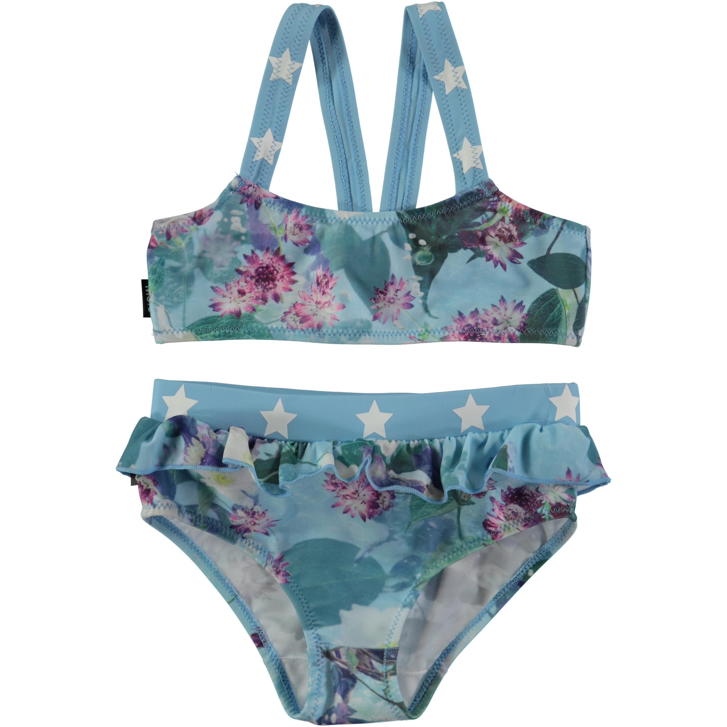 Swimwear. Naila Aquar Flowers