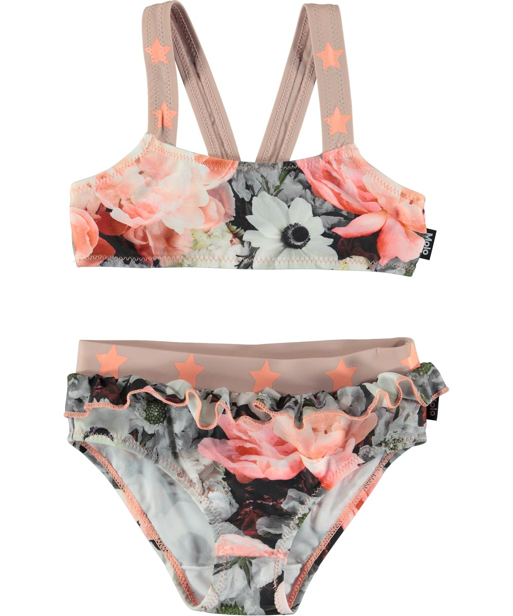 Naila - Blossom - Flowered bikini