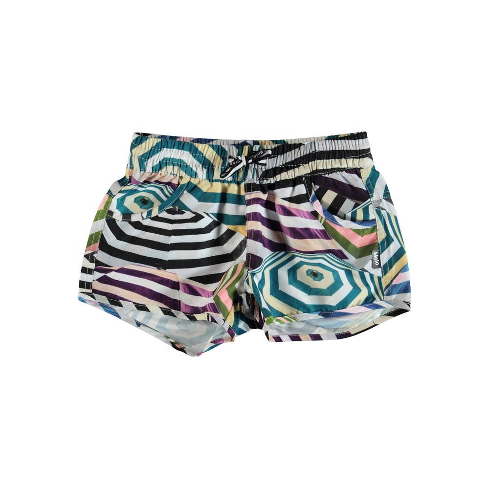 Nalika - Multi Parasol - Swim trunks with parasols