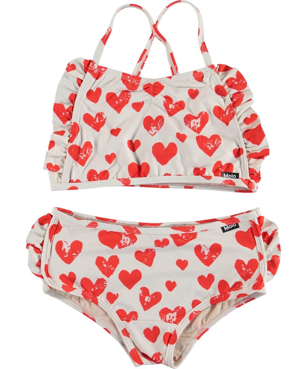 Nanda - All Is Love - Heart UV bikini