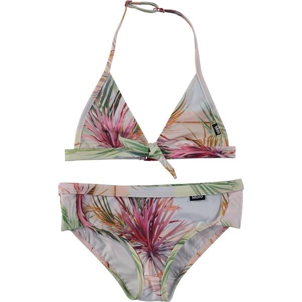 0229ace8993 Nara - Ink - Sporty bikini with digital ink print in wonderful ...