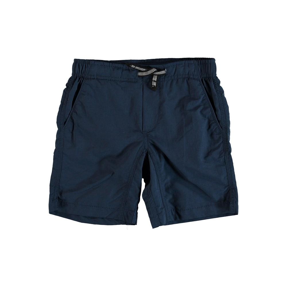 Nario - Moonlit Ocean - Dark blue swim trunks