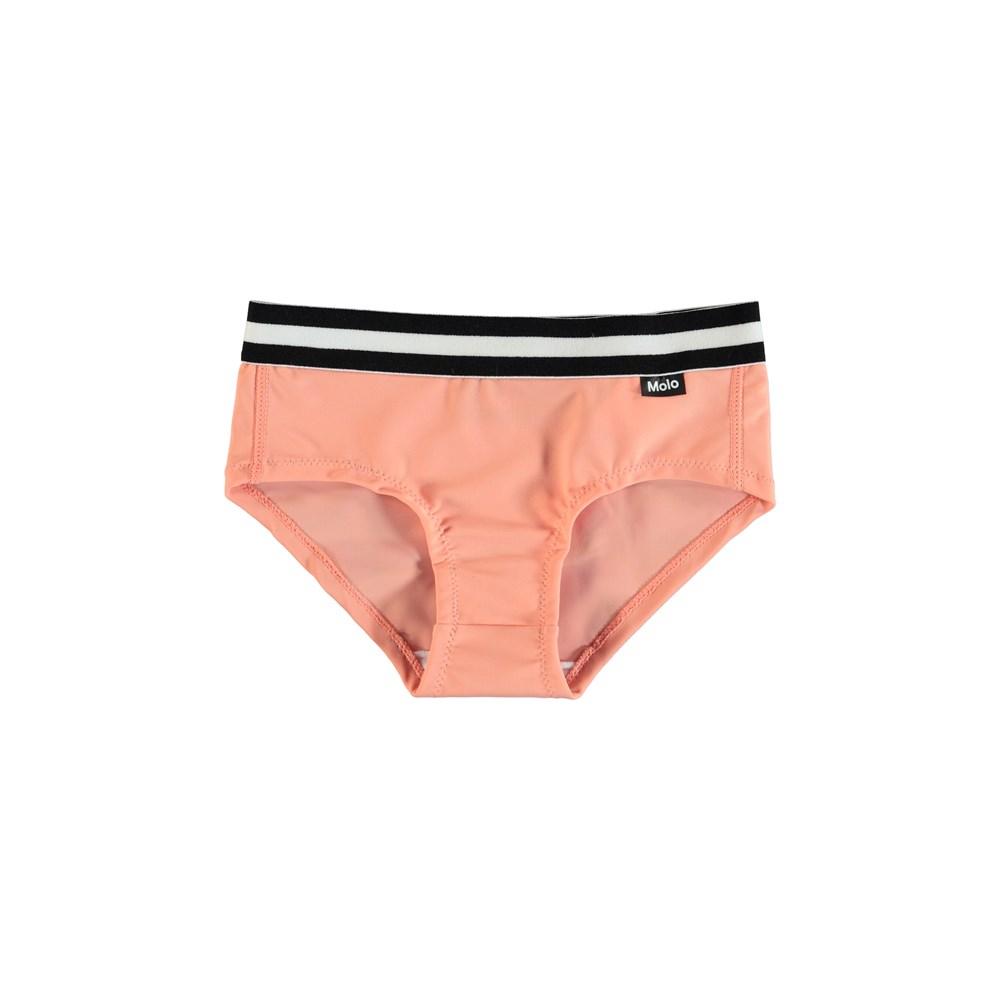 Neema - Blooming Black And White - Bikini bottoms