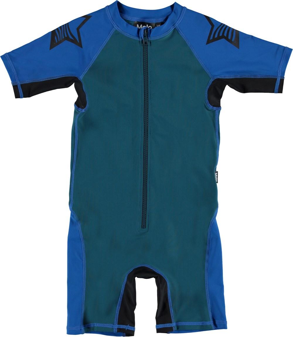 Neka Block - Skydive Block - Colour block Uv swimsuit