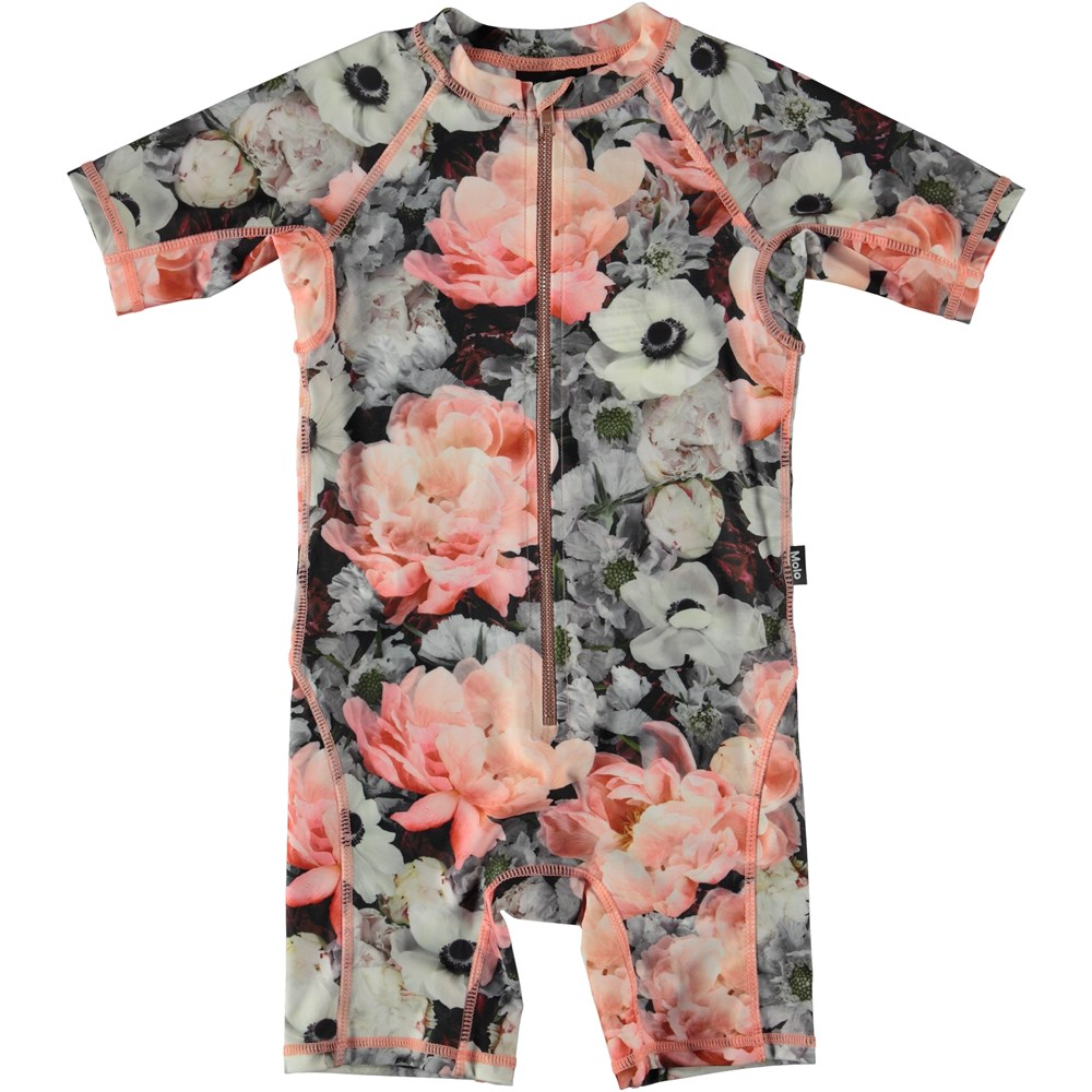 Neka - Blossom - Swimsuit with flower print