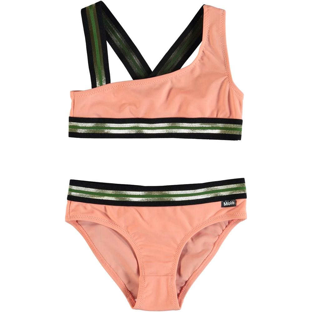 Nicola - Blooming - Asymmetrical bikini